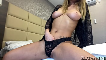 Would You Like To Fuck Me In This Robe?
