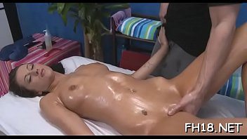 Those girls get greater amount than just a regular massage, they get fucked hard