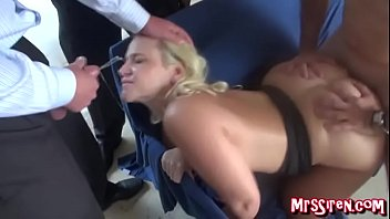 Wife gangbang (multiple facials)
