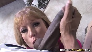 Tom thumb crane Busty mom darla crane takes bbc in front of her son