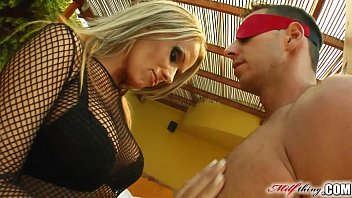 MILF Vivien's holes are in high demand by these guys