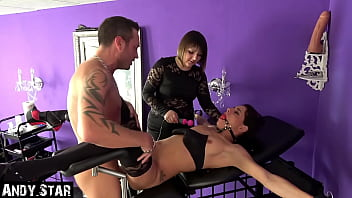 SUBMISSIVE SKINNY-BITCH IS PERVERSELY USED
