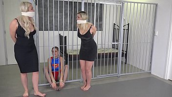 Captured damsel tgp Penny lee, bad dolly violet haze supergirl captured