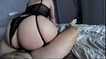 Nini Divine gets her big PAWG ass fucked in her sexy lingerie!
