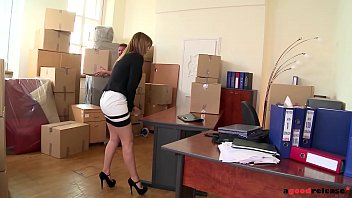 New releases in porn Hardcore fuck at the new office with delivery guy makes hanna montada cum