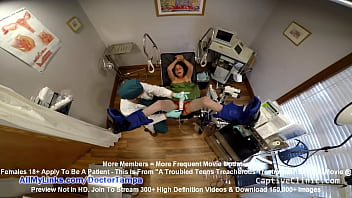"""""""A Troubled Teens Treacherous Treatments"""" Brat Yesenia Sparkles Needs An Attitude Adjustment So Her Parents Send Her To Rehab With Doctor Tampa @CaptiveClinic.com"""