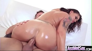 Anal Sex With Naughty Big Ass Girl (Eva Angelina) video-13