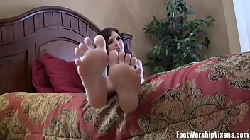 10 femdom videos - My sexy size 10 feet are perfect