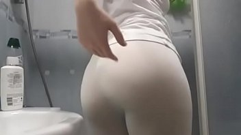 Tight sexy shirts White shirt and tights shower watch full:http://shark.vn/igusxr