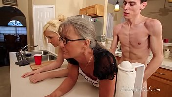 Milf training - Female training