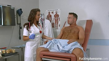 Cum transport - The nurse fantasy - keisha grey