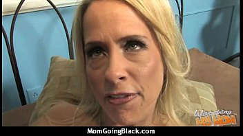 Hot Wild Mom with Big Tits gets Pounded by Black Cock 28