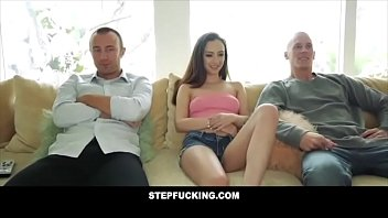 y. step sister tricked and gets fucked by step brother - STEPFUCKING.COM