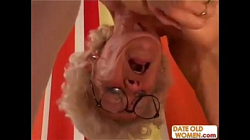 Granny Gets Fucked For Real