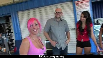Money makes her cheat on a perfect guy 14