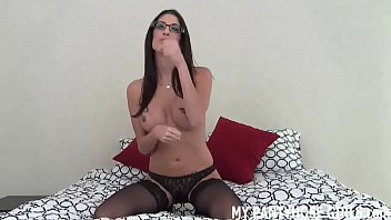 Caught staring at ass - You are already rock hard from staring at my pantyhose joi