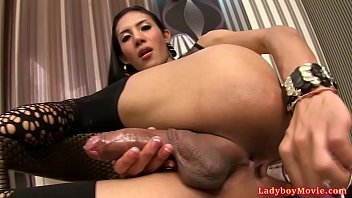 "Thai Ladyboy Ja Solo Action <span class=""duration"">5 min</span>"