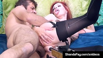 Anal Loving Wife Shanda Fay Gets Her Pussy & Butt Fucked!