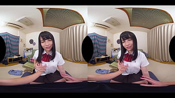 Aoi, a beautiful girl with a Kansai dialect who is too cute for her own good, is staying with us in her sch*ol uniform
