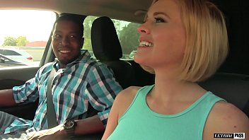 Krissy Lynn is a horny blonde milf slut that took every inch of Isiah Maxwell's BBC