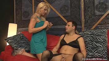 Cuckold Fantasies V26 - Wife Leya Falcon, Husband Marcelo, Lover Robert Axel