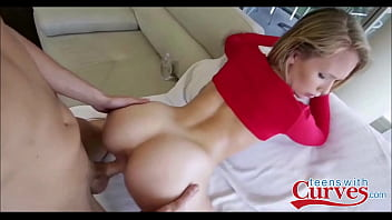 Petite Blonde With A Nice Round Ass Gets Fucked - TeensWithCurves.com