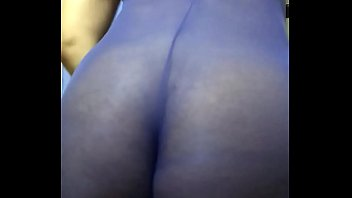 Sexy bubble butt nafida teasing in her sexy blue leggings