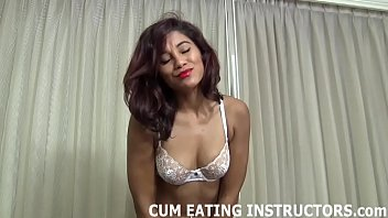 I have a surprise for you when you cum CEI