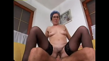 Fuckin At 50 #14 - Mature woman has a real thing for young cock 1 h 39 min
