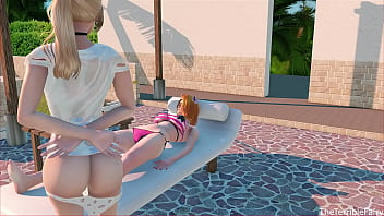 TTF - Normal Day at the Pool AC