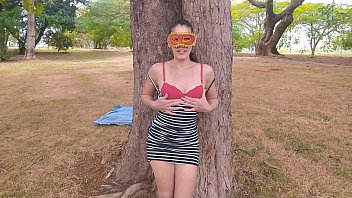 Horny Mature Ba nging Rica In The Square In Br he Square In Broad Daylight