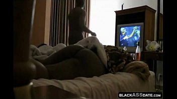 Stars seen from naked eye Chubby amateur black couple home in bed