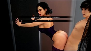 Milfy City –  3D Porn Game Fitting room SEX