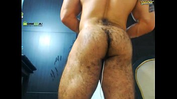 Colombian hairy culo
