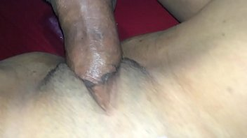Sticking my thick penis
