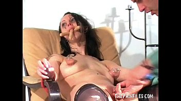 Extreme fetish pain - Messy female humiliation and extreme domination