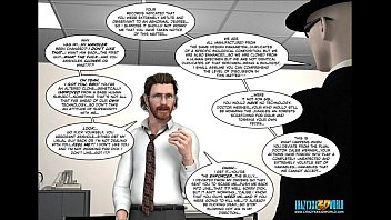 3D Comic: Uninhibited. Episode 20 Preview