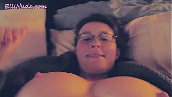 self shot as I masturbate and cum in bed