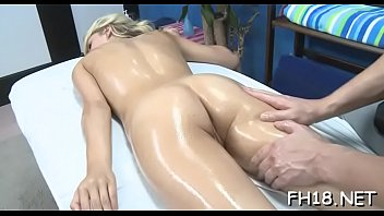 Girlie bandages eyes of pal and sucks his biggest knob then