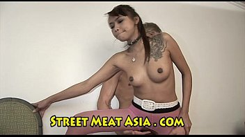 Pink Dragon Tattoo Asian Fucker