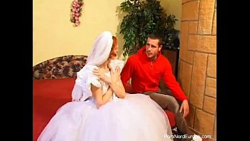 Best Man Fucks Redhead Bride