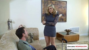 Help her out as long as she gives him... WCAM18.COM