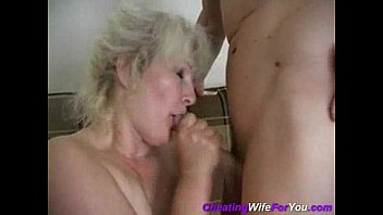 Russian mature pussy wide open