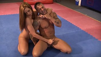 Franchise dee nude Larissa dee vs. zsolt - nude erotic mixed wrestling with hand job