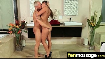 Massage Couple Both Get Happy Endings 13