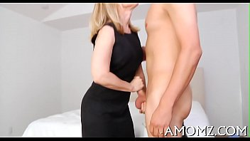 Women fucking massive cocks - Skillful mature impaled on jock