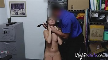 Brunette Teen Forced To Fuck To Get Away With Stealing- Ava Eden thumbnail