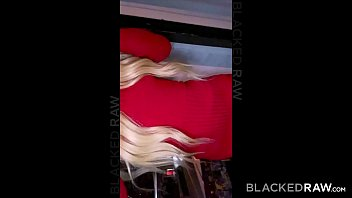 Blackedraw Petite Blonde Gets A Double Dose Of Bbc's