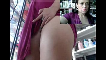 Horny milf working and masturbating at the pharmacy part 10 - getmyCam.com