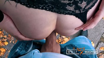 Foxy CLAUDIA SWEA rides random guy's dick outdoors and in hotel room! ▁▃▅▆ WOLF WAGNER LOVE ▆▅▃▁ wolfwagner.love
